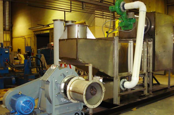 VOC和CO排放处理设备
